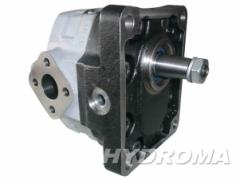 Гидромотор шестерённый KM30.34L0-83E3-LED/ED-N, Q