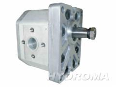 Гидромотор шестерённый ALM3-R-33-E1, ...