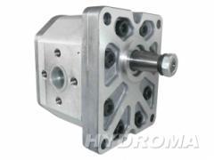 Гидромотор шестерённый ALM3-D-50-CO-E1, ...