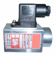 Датчик давления DS-117-70/F,  5-70 bar, ...