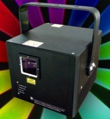Laser projector for advertizing