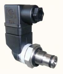 Contamination indicator electro-visual D2(71)-2