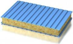 Wall sandwich panel