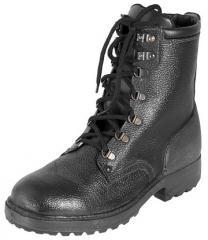 Ботинки рабочие, Ботинки утепленные Беркут