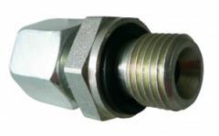 Фиттинг прямой с гайкой E717-308L (P-EGESD8LM
