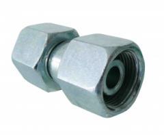Фитинг соединительный с гайками E771-14S (SNV-14S) (M22x1,5)
