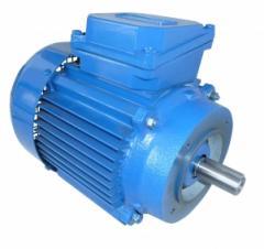 Электродвигатель асинхронный фланцевый SKh80-4A-0,55kW-230/400V-50Hz-F-IMB14-IP54
