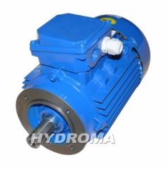 Электродвигатель асинхронный фланцевый 2SIEK90S-4-1,1kW-230/400V IMB14 C2
