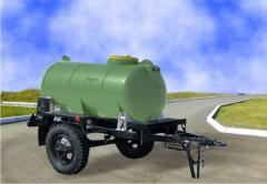 MAP-TS SMALL-VOLUME TRAILER-TANK 1,0 (VOLUME OF