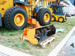 SNOWPLOW MILLING AND ROTOR