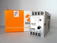 Реле контроля фаз ЕЛ11Е 110B