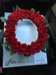 Оригинальные цветочные поздравления на заказ
