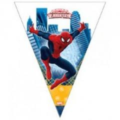 Marvel garland pennant Spiderman 360smg