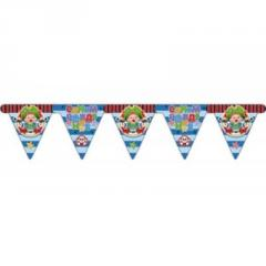 Garland pennant Happy birthday Pirate Yohe-ho-ho