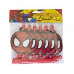 Язык-гудок Marvel Человек-Паук 6шт G