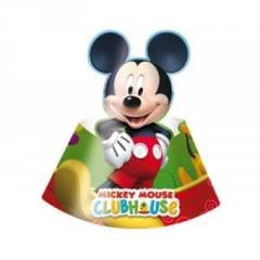 Mickey's cap of playful 6 pieces P