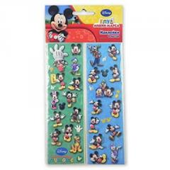 Disney sticker Mickey Mouse of 8 sheets A