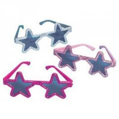 Points Stars Gloss of 6 pieces And