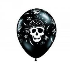Shelkografiya11 Piracy skull of Onyx Blak Q