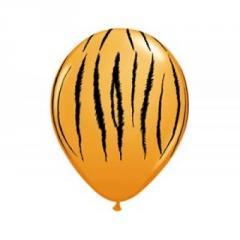 Shelkografiya11 Strips tiger of Orange Q
