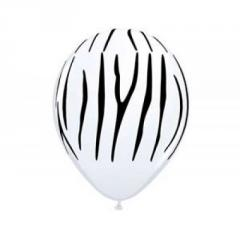 Shelkografiya11 Strips Zebra of White Q