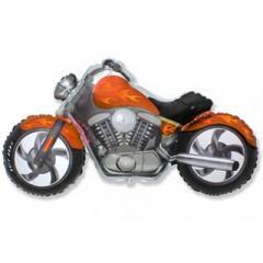 Sphere folgirovanny F Figure 11 Motorcycle orange