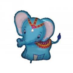 Sphere folgirovanny F Figure 11 Elephant of blue