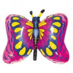Sphere folgirovanny F Figure 11 Butterfly crimson