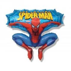 Sphere a folgirovanny F Figure 11 Spider-Man in