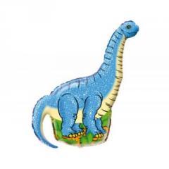 Sphere folgirovanny F Figure 11 Dinosaur of blue