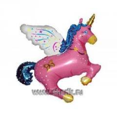 Sphere folgirovanny F Figure 11 Unicorn magic pink
