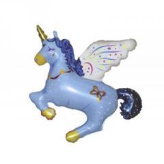 Sphere folgirovanny F Figure 11 Unicorn magic blue
