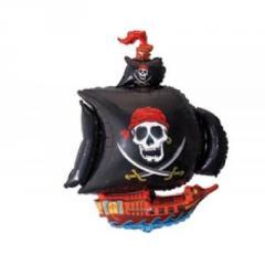 Sphere folgirovanny F Figure 11 Ship piracy black