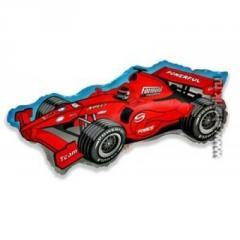 Sphere folgirovanny F Figure 11 racing car red FM