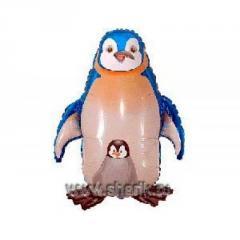 Sphere folgirovanny F Figure 11 Penguin blue FM