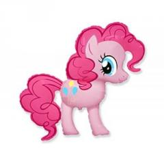 Sphere folgirovanny F Figure of 11 Ponies pink FM