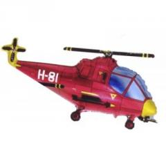 Sphere folgirovanny F Figure 11 Helicopter red FM
