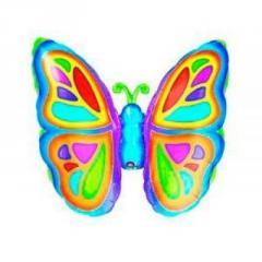 Sphere folgirovanny A M Figura Butterfly bright