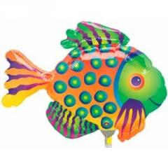 Sphere folgirovanny A M Figura Fish tropical A30