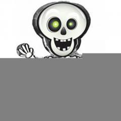 Sphere folgirovanny A M Figura the Skeleton the