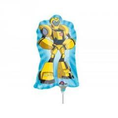 Sphere folgirovanny A M Figura Transformer yellow