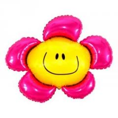 Sphere folgirovanny F M Figura 3 Flower pink FM