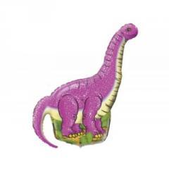 Sphere folgirovanny F M Figura 3 Dinosaur pink FM