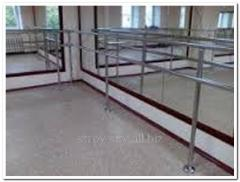 Handrail for dancing school