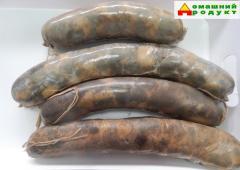 Kazakh national sausage Shuzhuk, to order