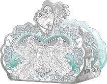 Бонбоньерка свадебная  Арт. 7100270