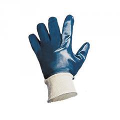 Перчатка МБС нитриловый двойной облив манжет