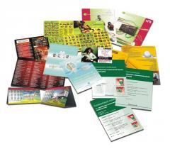 Leaflets, booklets, flyer, lifleta