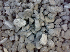 Crushed stone slag brands on durability 1200 for
