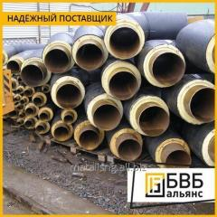 Pipe PPU is galvanized